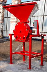 Зернодробилка дробилка ДКУ на 5.5 квт до 750 кг.час Кормоизмельчитель