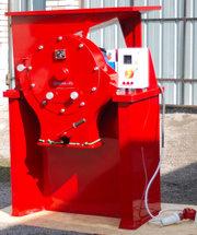 Зернодробилка дробилка ДКУ на 11 кВт до 2500 кг.час Кормоизмельчитель, Кормосмес