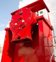 Зернодробилка ДКУ на 30 кВт до 4800 кг.час Кормоизмельчитель, Кормосмес