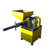 Пресс для брикета из отходов подсолнечника 7.5 кВт до 80 кг.час