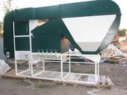 Сепаратор зерна ІСМ-50-ЦОК Сепаратор зерновой 50 т/час