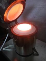 Муфельная мини печь 1 кВт на 1100 градусов,  муфельна піч