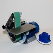 Ленточный гриндер GRN-401 лена 610-50мм,  шлифовальный станок