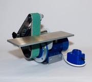 Ленточный гриндер GRN-404 с большим столом 610-50 мм,  шлифовальный ста