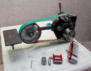 Гриндер 50-1200-1500 мм,  шлифовальный станок