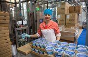 Рабочие -упаковщики на молокозавод в Польшу