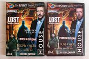 Игровой диск PC DVD Game Сборник 10 в 1