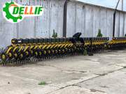 Борона ротационная Деллиф Белла 6 м 25 рабочих органов