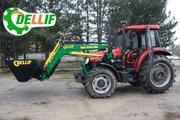 Погрузчик на трактор МТЗ 1221 (100-140 л.с.) - Деллиф Супер Стронг 200