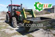 Фронтальный погрузчик на трактор Yto 954 -  Деллиф Супер Стронг 2000