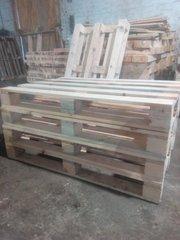 продажа новых деревянных поддонов размер 1200х800мм.