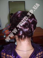 Курсы повышение квалификации парикмахера;  Прически любой сложности.